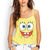 SpongeBob Knit Cami on Wanelo