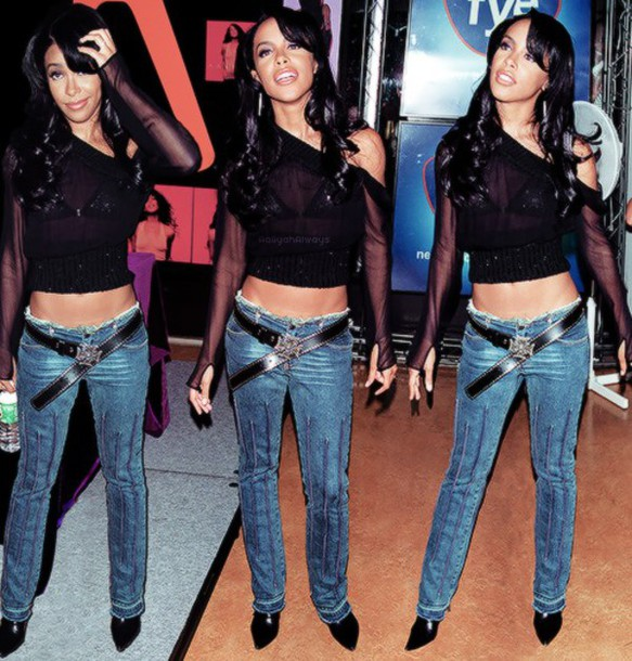 blouse see through see through top aaliyah haughton Aaliyah Dana Haughton