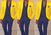 jacket,yellow mens blazer