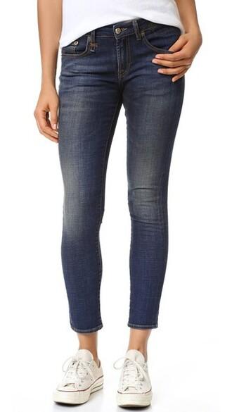 jeans skinny jeans vintage dark