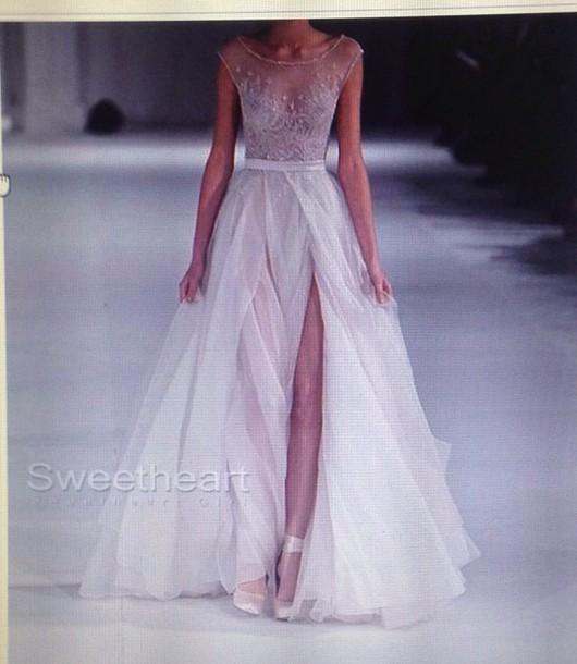 dress prom dress prom gown prom dress white dress dress evening dress