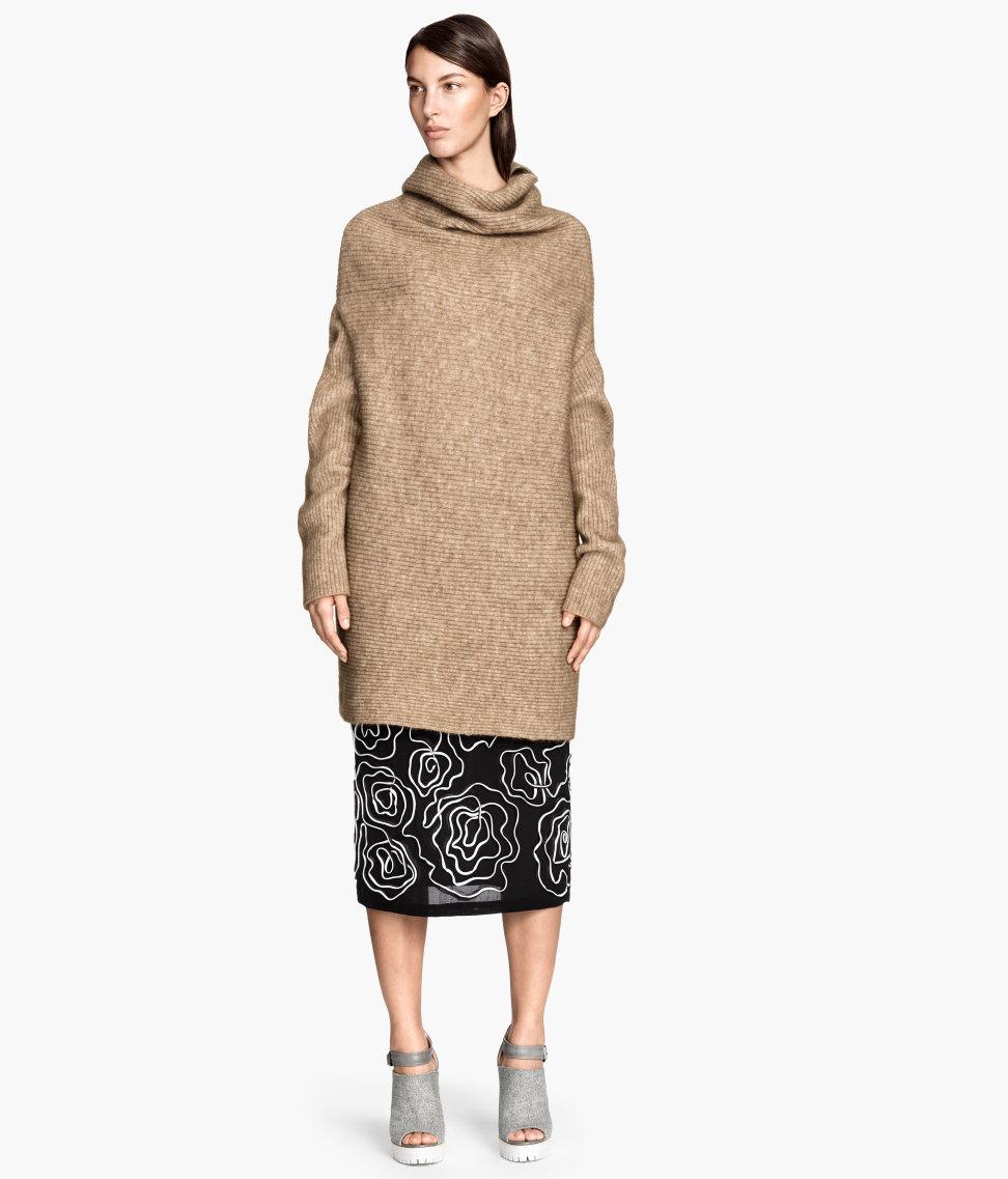 H&M Mohair-blend Turtleneck $69.95