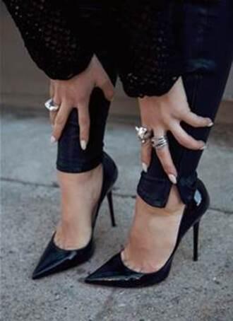 shoes louboutin jewels