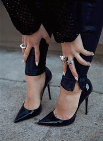 shoes christian louboutin jewels