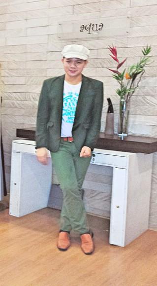 shoes orange shoes menswear mens suit