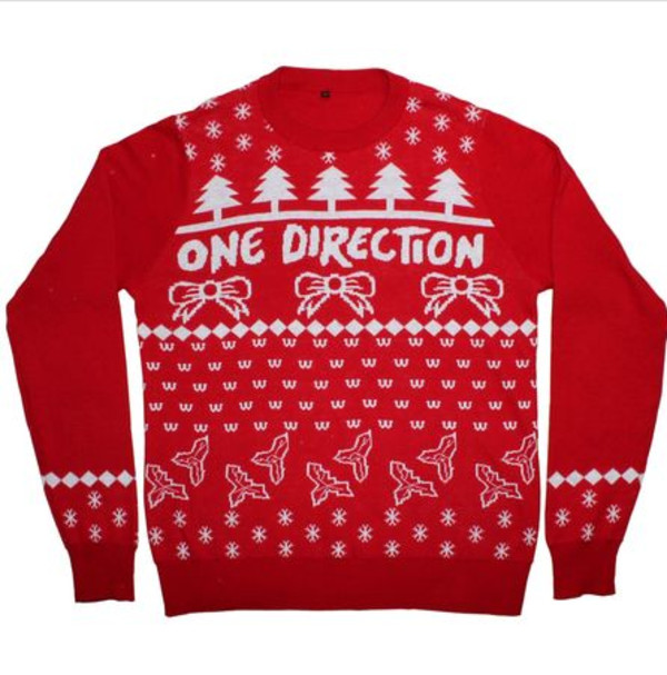 shirt one direction one direction sweater band christmas sweater christmas sweater sweater you can't sit with us mermaid mermaid pastel pink blue light pink light blue pastel pink lovely kawaii cute cute sweater graphic tee graphic sweater dope