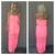 Keepsake Lace Strapless Maxi Dress - NEON PINK                           | Dainty Hooligan Boutique