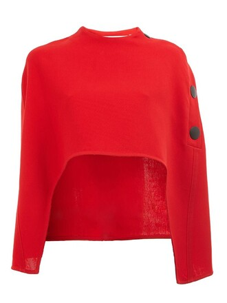 cape red top