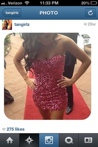 dress red dress red sparkle sparkling dress short dress sweetheart neckline