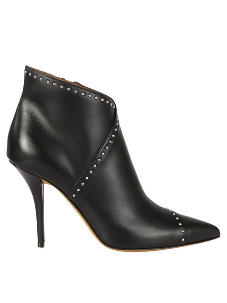 Givenchy studded ankle boots shoes