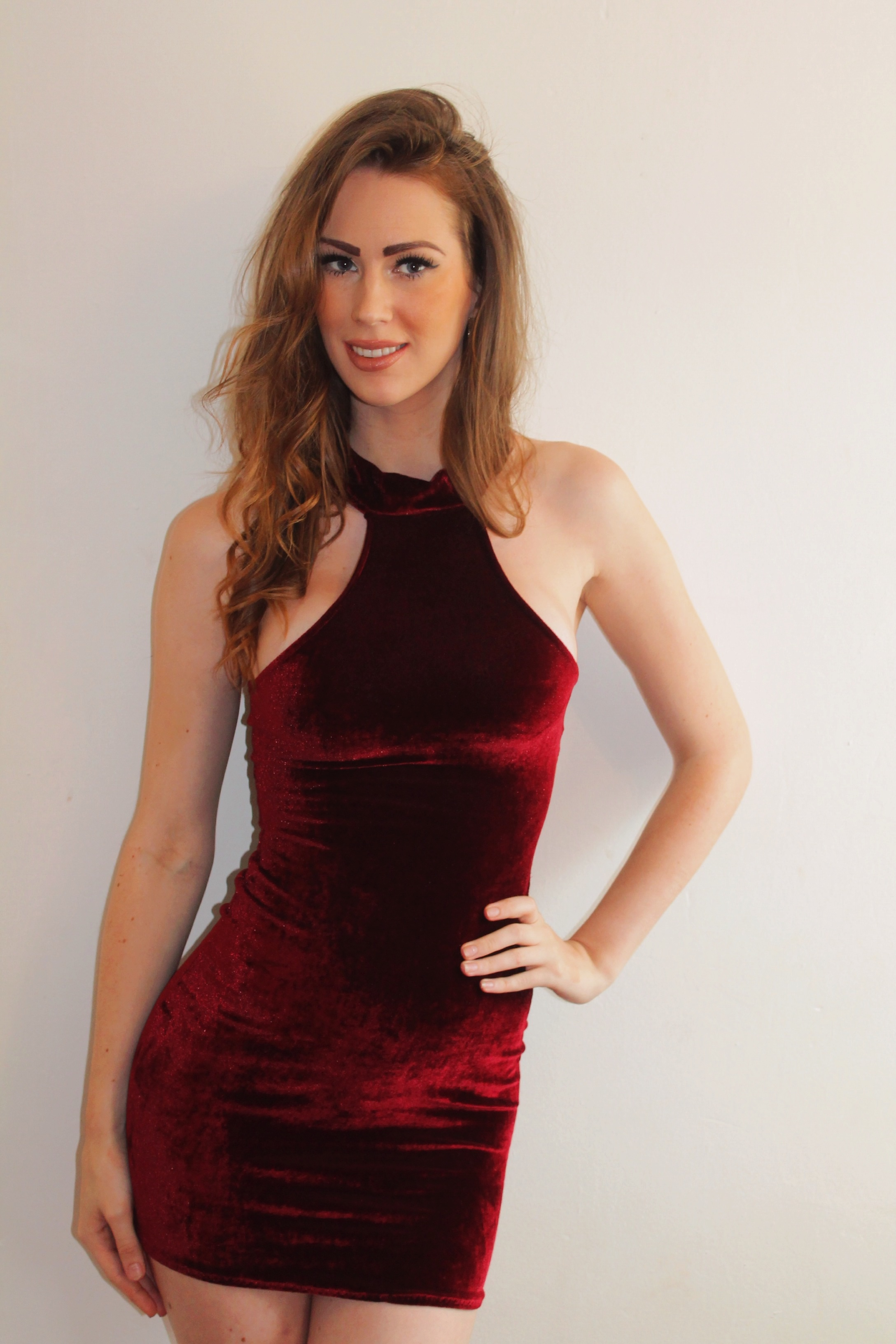 From crushed velvet 2-piece prom dresses to mermaid dresses with a velvet bodice, top prom designers such as Sherri Hill, La Femme, Alyce Paris, and Morilee Prom all flawlessly execute this trend. One of the best things about velvet prom dresses is that the fabric shines and makes a statement all on its own without the embellishments.