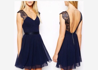 dress open back navy blue dress open back dresses