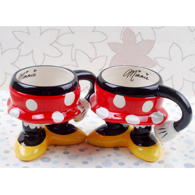 Buy wholesale authentic minnie product milk cup mickey mickey mouse ceramic - Find porcelain accessory authentic ...