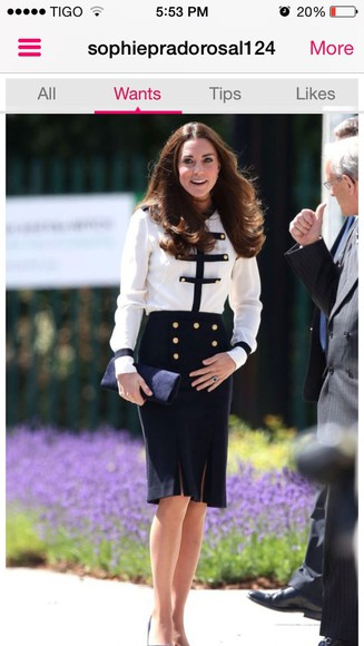 kate middleton shirt