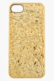 jewels,phone cover,gold,iphone cover,iphone 4 case