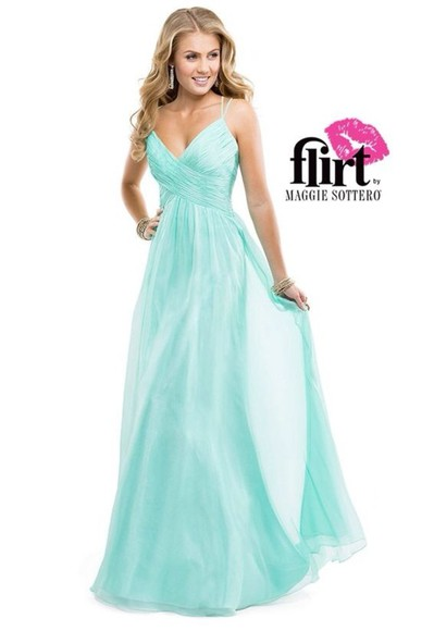dress prom dress teal long prom dresses 2014 prom dresses