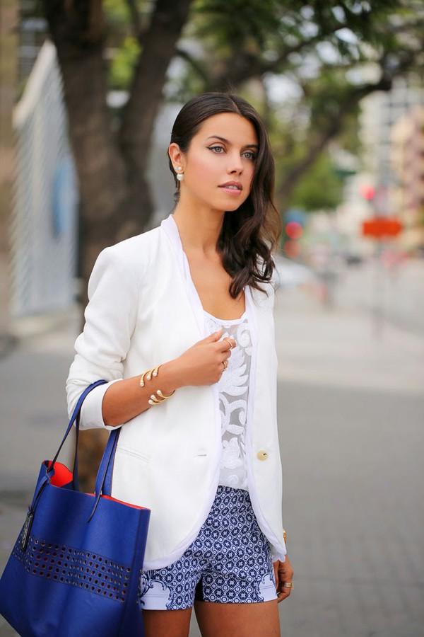 viva luxury jacket shoes jewels bag shorts tank top
