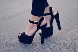 thick heel black heels party shoes vue boutique red shoes blackheels high heels sandals straps black high heels steve madden strappy sandals black platform heels classy black cute high heels fashion heels platform shoes perfect gorgeous sweater pink sweatshirt cozy pastel pastel pink