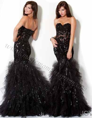 Long Prom Dress by  Jovani 172008