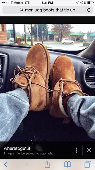 shoes ugg boots menswear