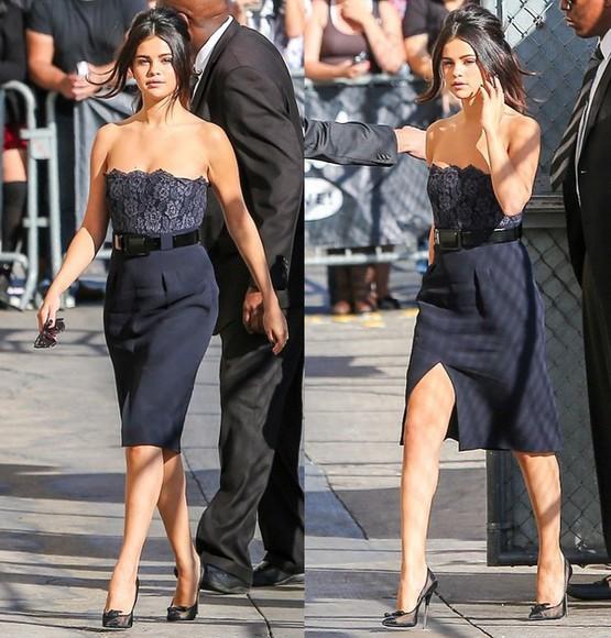 selena gomez dress prom dress