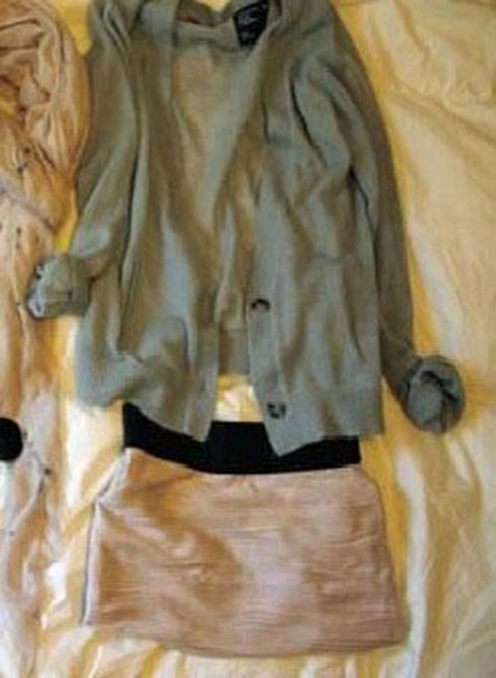 skirt mini mini skirt cardigan green cardigan