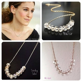 jewels carrie bradshaw necklace