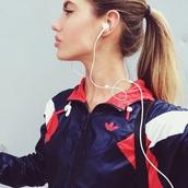 jacket,adidas,sportswear,pinterest,cute,amazing,perfect,navy,blue,red,white,sports jacket,sporty,adidas originals,adidas jackets sweatsuit,windbreaker,coat,shellsuit,tracksuit,vintage jacket