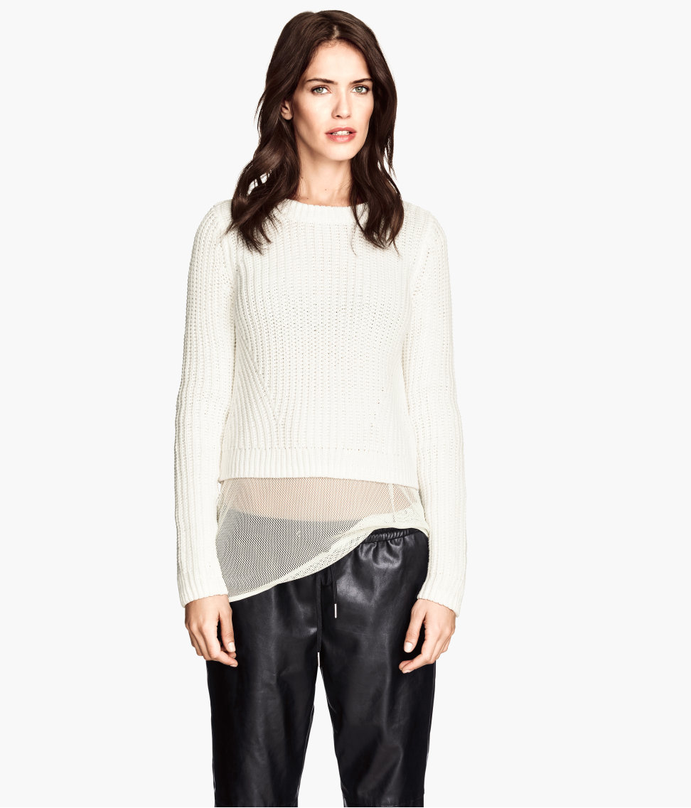 H&M Rib-knit Top $19.95