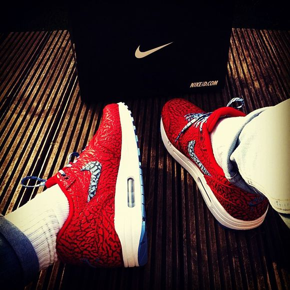 shoes red shoes red sneakers trainers nike pheebe black nike airmax airmax 90, nike sneakers streetwear footwear zebra print stripes white nikeid