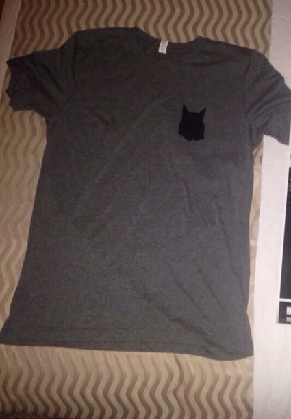 grey cats shirt