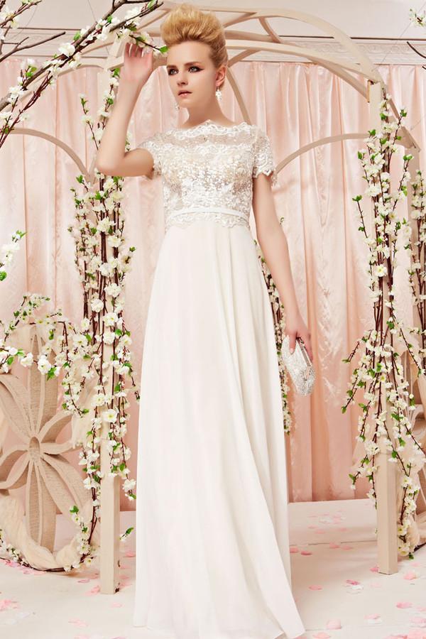 dress lace wedding dress ivory dress ivory wedding dress long wedding dress elliot claire london