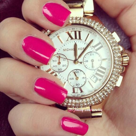 jewels clock michael kors woman
