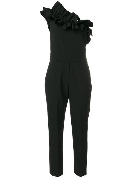 MSGM jumpsuit women spandex black