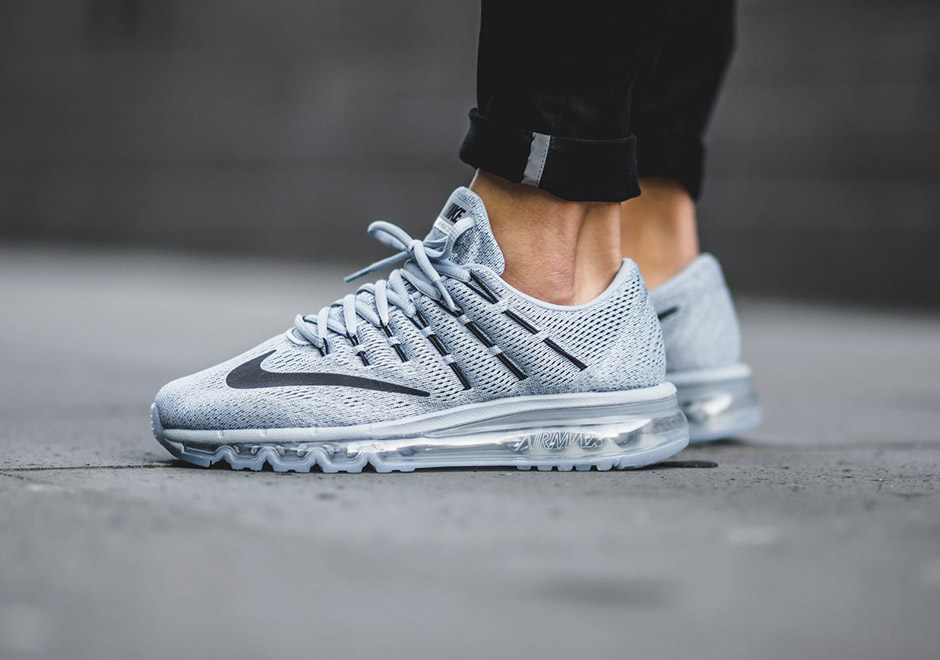 Air Max 2016 Grey And Blue