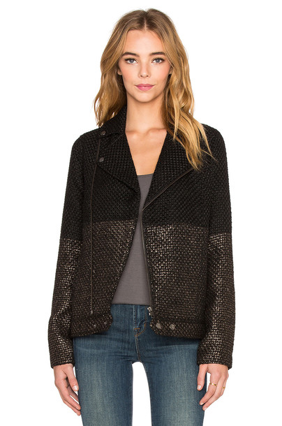 RVCA jacket black