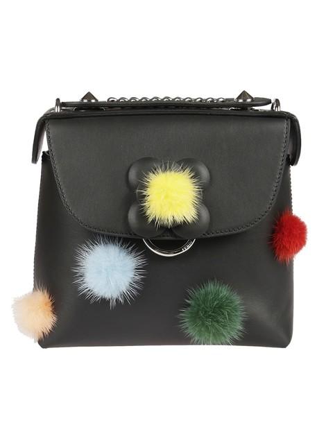 Fendi back backpack bag