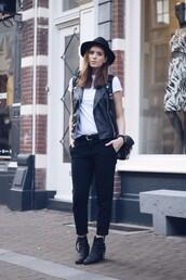 moderosa,blogger,jacket,t-shirt,shoes,bag,jewels