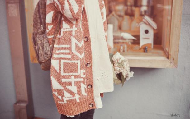 blouse clothes cardigan warm