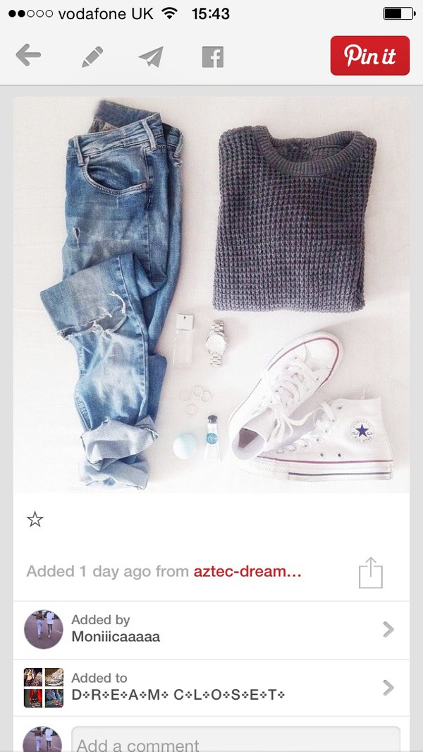 jeans boyfriend jeans blue jeans fall outfits fashion