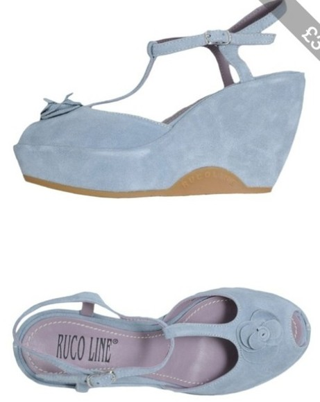 shoes blue baby blue cute pastel blue
