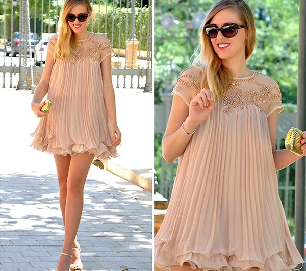 dress i4out fashio heels sungl skirt purse style stylish swag look lookbook clothes clothes celebrity pleated