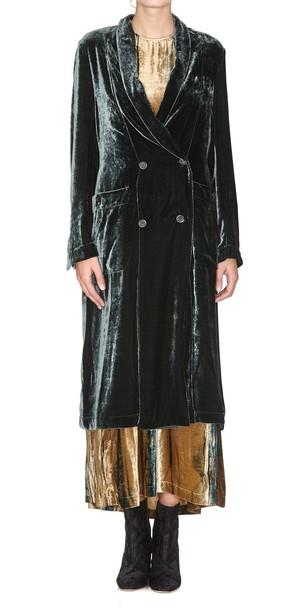 Uma Wang coat blue