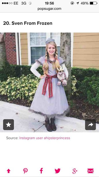 dress disney costume