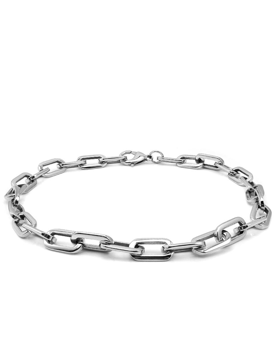 STACY NECKLACE SILVER