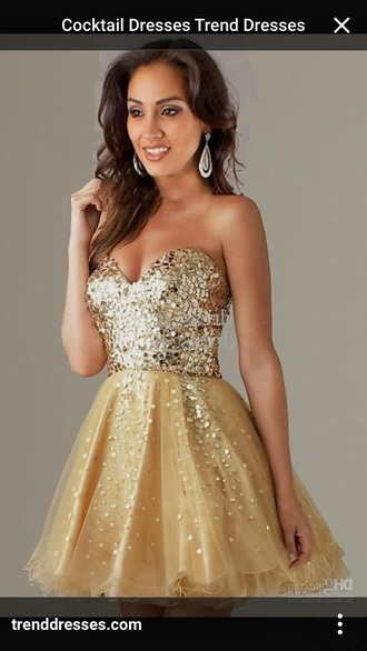 dress prom dress gold prom dress gold dress a line prom gowns short prom dress