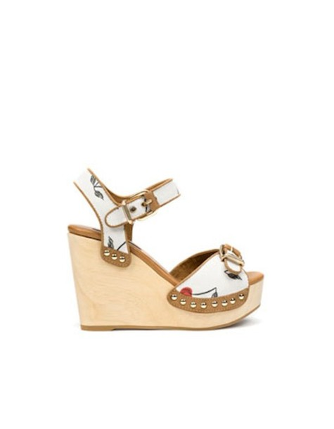 shoes flat high heels wedges