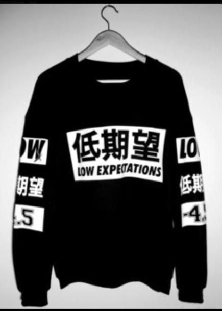Shirt: asian, streetwear, hip hop, style, tumblr girl ...