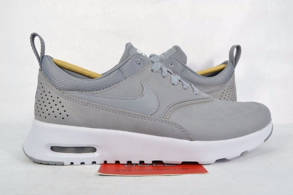 new nike womens air max thea prm stealth grey 616723 009 rh wheretoget it