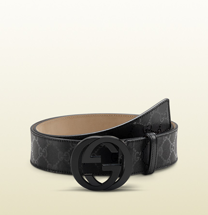 Gucci - men's belts